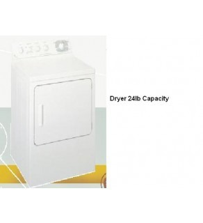 Ge Disr473Cw Dryer 7.0 Cu. Ft. 220 Volts