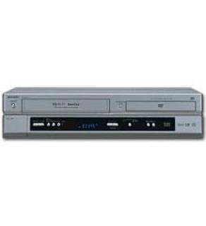 Sharp Multisystem Code Free DVD-VCR Combo DV-NC100