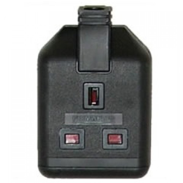 Type G E Electrical Ac Female Connector For France 13 Amps