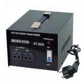 Seven Star ST-1000, 1000 Watts Step Up and Down Voltage Converter Transformer