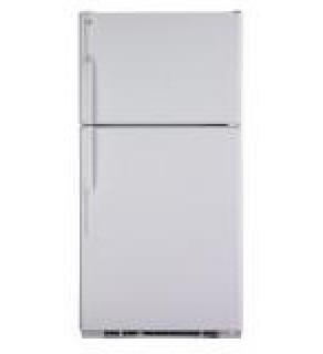 GE GTE22IBT WW 85cm Top Freezer Refrigerator 220 Volts
