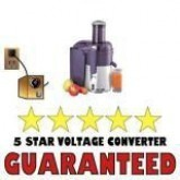 Juicer/Kettle Voltage Converter Transformer Kit For 110 or 220 VOLTS