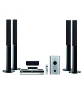 PIONEER DVD HOME THEATER MUSIC SYSTEM
