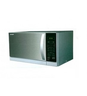 Sharp R-72A0 Microwave Oven with Grill 25 Liters 220 Volts (Default)