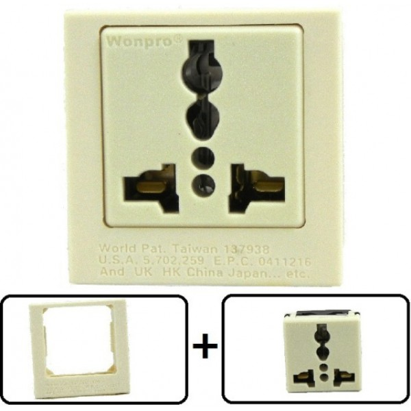 Type A Through L Universal Electrical Receptacle Outlet 20