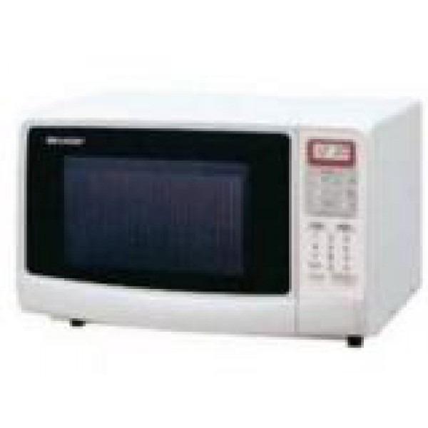 Sharp R232u 800 Watt Microwave Over For 220 Volts