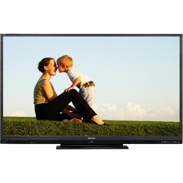 sharp 60 inch lc 60le640x smart 3d led tv 110 220 volts. Black Bedroom Furniture Sets. Home Design Ideas