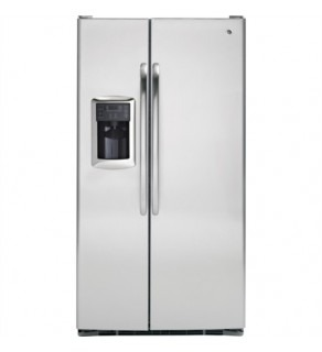 GE 29 Cu .ft GSE29KGYCSS Side-by-Side Refrigerator FOR 220 VOLT