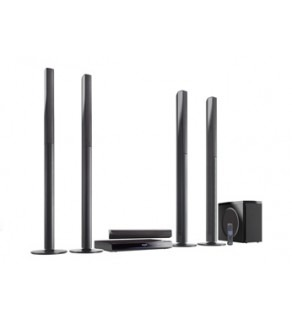 Panasonic SC-PT980 Region Free Home Theater with Dock for iPod/iPhone 110 220 Volts