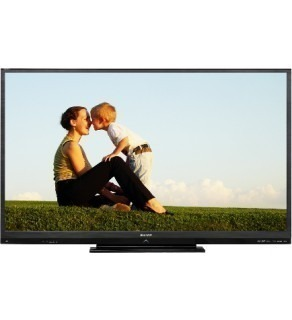 Sharp 60 inch LC-60LE640X Smart 3D LED TV 110-220 VOLTS