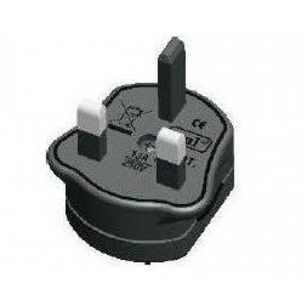 american or european adapted to uk power plug adapter 13a fuse 27b outlet plug type g, outlets, voltage, plug type g, bs 1363 british 230V 50Hz Outlet at soozxer.org
