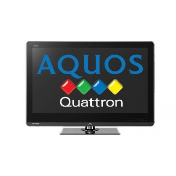 sharp aquos quattron 3d manual