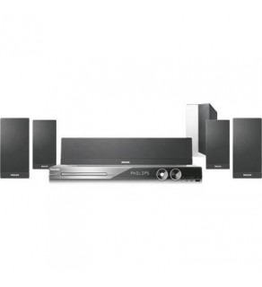 Philips HTS3544-37b Home Theater System w- HDMI & iPod Connect