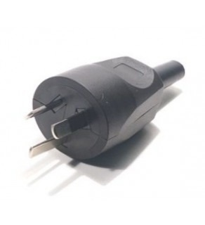 Terminate a Type I Electrical AC Male Power Plug for Australia & New Zealand