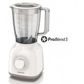 Philips HR-2100 1.5 Liter, 400 Watt Daily Collection Blender 220 Volts