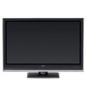 "HITACHI P50H01A 50"" MULTISYSTEM LCD TV"