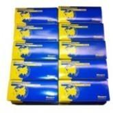 Wonpro Universal travel adapter plug WA-12, wholesale box of 500 units