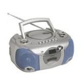 Citizen Jdj-205 3 In 1 Cd Radio Tape Portable Boom Box