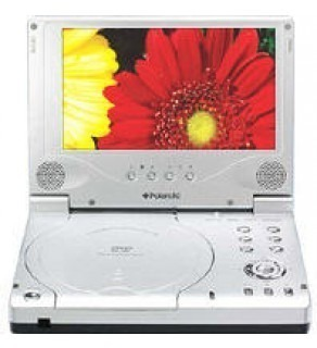 Polaroid Code Free DVD Player Plays any DVD from anywhere in the World!