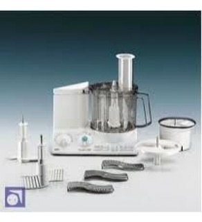 Braun K-650 CombiMax Food Processor FOR 110 VOLTS