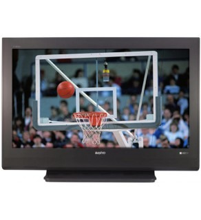 "Sanyo LCD-42E30F 42"" FULL HD MULTISYSTEM LCD TV FOR 110-240 VOLTS"