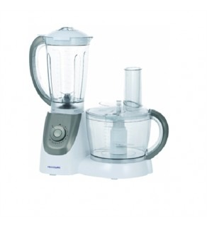 Frigidaire FD5116 3 in 1 Food Process, 1.8 Litre Blender, .8 Litre Chopper, .5 Litre Grinder 220-240 Volts