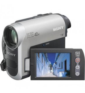 Sony DCR-HC38E Mini DV Camcorder ( PAL )