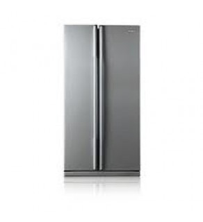 Samsung 19.0 Cu.Ft. Rs20Nrhs Sid By Side Fridge 220 Volts
