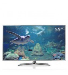 Samsung 55 Inch UA-55ES6900 Smart 3D MUtlisystem LED TV FOR 110-220 VOTLS (Default)