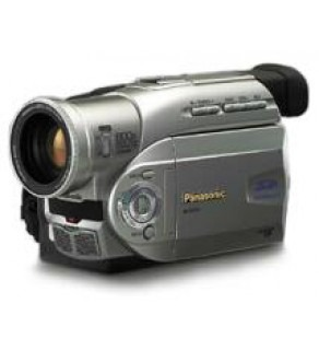 Panasonic Mini DV PAL Camcorder