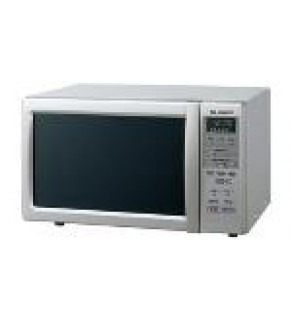 Sharp 800W R258 22 L Microwave Oven 220 Volts