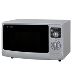 Sharp R229 Microwave Oven.8 Cu Ft 220-240 Volt