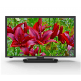 "Sharp LC-40LE265M 40"" Full HD Multi-System LED TV 110-240 Volts"