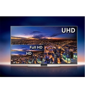 Samsung UA-55HU8500 55 inch Smart 4k Ultra HD 3D Multisystem LED TV for 110-220 volts