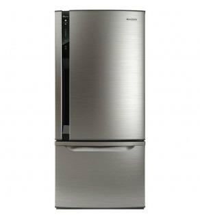 Panasonic NR-BY602XS 602 Liter Capacity Bottom Freezer Fridge 220 Volts