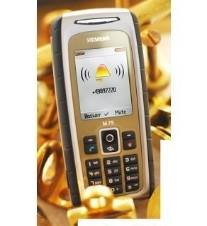 SIEMENSUNLOCKED TRIBAND PHONE WITH 1.3MEGA PIXEL CAMERA BLUETOOTH