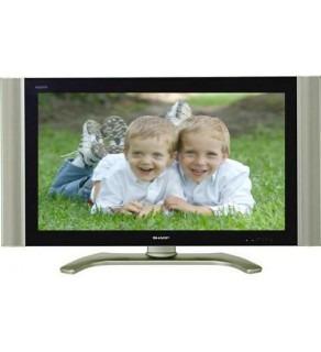 """Sharp LC-37BX6M Multi-System 37"""" LCD HDTV, 110-220V"""