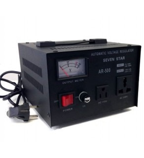 350 Watts Voltage Regulator - Transformer
