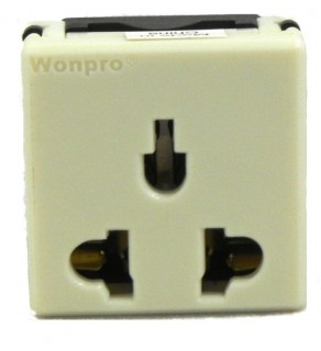 Type A, B, C, E, F, H, & I Universal Electrical Receptacle Outlet