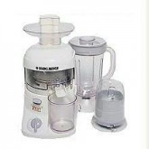 Black & Decker Jbg60 3 In1 Juicer Blender Grinder 220V Only