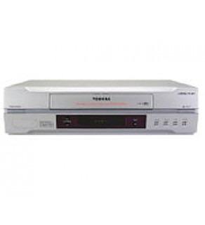 Toshiba V-E31 2 Head Multisystem Multi System VCR 110/220V