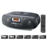 Panasonic RX-D55 CD Radio Cassette Recorder FOR 110-220 VOLTS