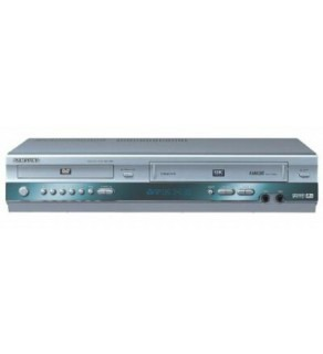 Samsung All Region DVD-VCR Combo