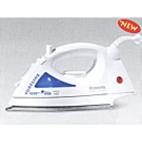 Rowenta 220 Volt Stainless Steel Soleplate Self Cleaning With Vertical Steam Iron