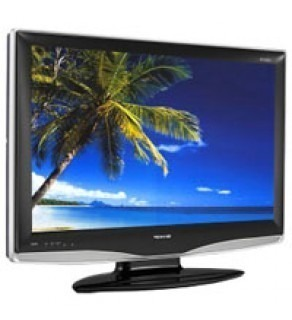 "SHARP LC-52P7M 52"" MULTI-SYSTEM LCD HD TV TRUE 1080P TV PIANO FINISH"