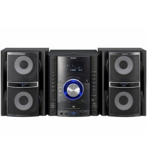 Sony MHC-GZ777 USB Mini DVD Hi-Fi System (Default)