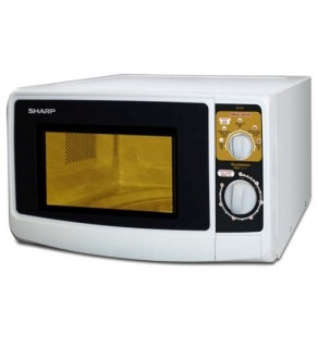 Sharp R-219 Microwave Oven 220 Volts