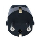 Terminate a Type E & F Electrical AC Male 16 amps Schuko Power Plug