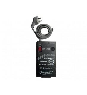 Sf-300 voltage converter