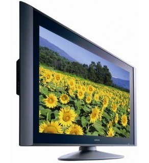 "HITACHI 55PD8800 55"" MULTISYTEM PLASMA TV"